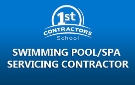 Swimming Pool/Spa Servicing Contractor